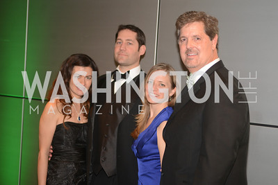 Michael Bowman, Suzanne Hunt, Leilani Munter, Ben Droz, Vote Hemp, The Inaugural Green Ball on Sunday, January 20th , 2013. Newseum.