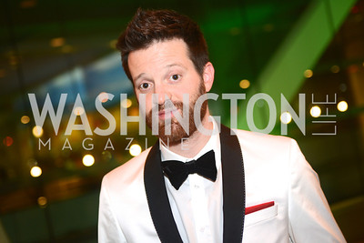 Mayer Hawthorne, The Inaugural Green Ball on Sunday, January 20th , 2013. Newseum.
