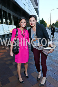"Kendall Shearer, Sarina Morales. Photo by Tony Powell. Hallmark Channel screening of ""The Watsons Go to Birmingham."" Newseum. September 17, 2013"