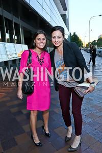 "Kendall Shearer, Sarina Morales. Photo by Tony Powell. Hallmark Channel screening of ""The Watsons Go to Birmingham."" Newseum. September 17, 2013"