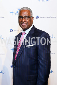 "Mayor of Birmingham, Alabama William Bell. Photo by Tony Powell. Hallmark Channel screening of ""The Watsons Go to Birmingham."" Newseum. September 17, 2013"