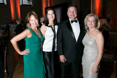 Lita Frazier, Christine Burgeson, Rep. Bill Shuster, Lydia Calio. Photo by Alfredo Flores. Heart's Delight Vintner's Dinner. Andrew W. Mellon Auditorium. May 3, 2013