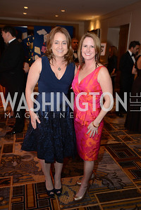 Jennie Cullen, Martha McCollum,  Heroes Curing Childhood Cancer Gala, at the Four Seasons.  Saturday, February 23, 2013. Photo by Ben Droz.