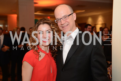 Severina Mladenova, Matthew Nicely,  Heroes Curing Childhood Cancer Gala, at the Four Seasons.  Saturday, February 23, 2013. Photo by Ben Droz.