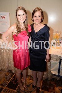 Kate Kiernan, Cancer Survivor, Leslie Kiernan,  Heroes Curing Childhood Cancer Gala, at the Four Seasons.  Saturday, February 23, 2013. Photo by Ben Droz.