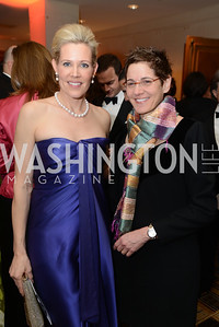 Elizabeth Blalack, Dr. Anne Angiolillo, Heroes Curing Childhood Cancer Gala, at the Four Seasons.  Saturday, February 23, 2013. Photo by Ben Droz.