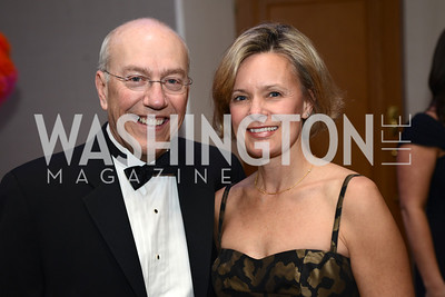 Dr. Kent Newman, Alison Newman, Heroes Curing Childhood Cancer Gala, at the Four Seasons.  Saturday, February 23, 2013. Photo by Ben Droz.
