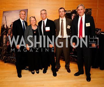 Steve  Moyer,Anna Hutzell,Doug Hutzell,Keith Corley,Whit Fosburgh,September 19,2013,Heroes in Conservation Awards Gala,Kyle Samperton
