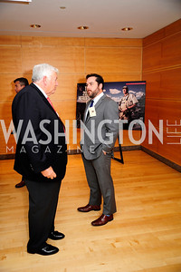 Don Logan,Anthony Licata,September 19,2013,Heroes in Conservation Awards Gala,Kyle Samperton