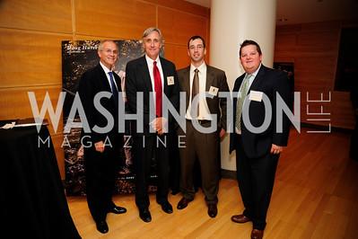 Steve  Moyer,Whit Fosburgh, Keith Corley,Steve Kline,September 19,2013,Heroes in Conservation Awards Gala,Kyle Samperton