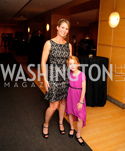 Jodi Stemler,Sophie Stemler,September 19,2013,Heroes in Conservation Awards Gala,Kyle Samperton