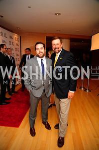 Anthony Licata,Rob Keck,September 19,2013,Heroes in Conservation Awards Gala,Kyle Samperton
