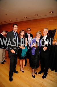 Ben Hutzell,Christine Hutzell,Brian Mellott,Gisela Hutzell,Doug Hutzell,September 19,2013,Heroes in Conservation Awards Gala,Kyle Samperton