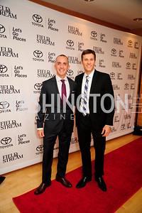 Gregory Gatto,Jim Baudino,September 19,2013,Heroes in Conservation Awards Gala,Kyle Samperton
