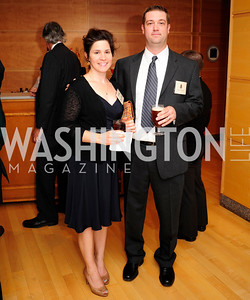 Allison Burchers,Kevin Anderson ,September 19,2013,Heroes in Conservation Awards Gala,Kyle Samperton