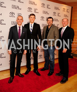 Gregory Gatto,Jim Baudino Mark Wills,Eric Zinczenko,September 19,2013,Heroes in Conservation Awards Gala,Kyle Samperton
