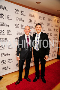 Gregory Gatto,Jim Baudino,September 19,2013,Heroes in Conservation Awards Gala,Kyle Samperton
