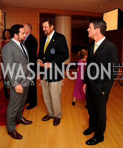 Anthony Licata,Rob Keck,Pat Murray,September 19,2013,Heroes in Conservation Awards Gala,Kyle Samperton
