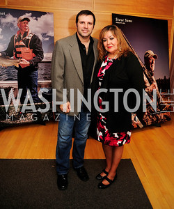 Mark Wills,Elaine Hackett,September 19,2013,Heroes in Conservation Awards Gala,Kyle Samperton