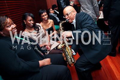 Ski Johnson. Photo by Tony Powell. Hip Hop Inaugural Ball. Harman Center. January 20, 2013
