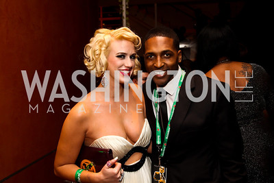 Mair, Eric Kennedy. Photo by Tony Powell. Hip Hop Inaugural Ball. Harman Center. January 20, 2013