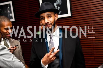 Swizz Beatz. Photo by Tony Powell. Hip Hop Inaugural Ball. Harman Center. January 20, 2013