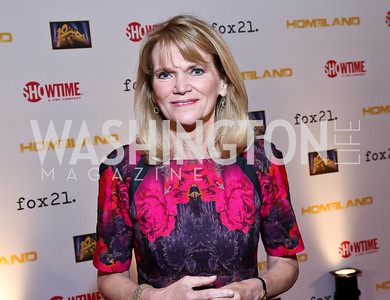 ABC News Chief Foreign Correspondent Martha Raddatz. Photo by Tony Powell. Homeland Season 3 Screening. Corcoran Gallery. September 9, 2013