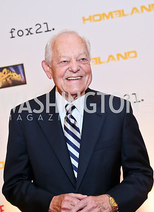 CBS News Anchor Bob Schieffer. Photo by Tony Powell. Homeland Season 3 Screening. Corcoran Gallery. September 9, 2013
