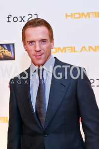 Damian Lewis. Photo by Tony Powell. Homeland Season 3 Screening. Corcoran Gallery. September 9, 2013