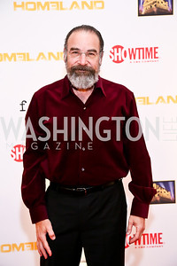 Mandy Patinkin. Photo by Tony Powell. Homeland Season 3 Screening. Corcoran Gallery. September 9, 2013