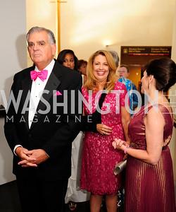 Ray LaHood,Rebecca Cooper,Judy Salerno,September 20,2013,Honoring the Promise,Susan G.Komen Gala ,Kyle Samperton