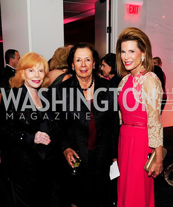 Buffy Cafritz,Ann Jordan,Nancy Brinker,September 20,2013,Honoring the Promise,Susan G.Komen Gala ,Kyle Samperton