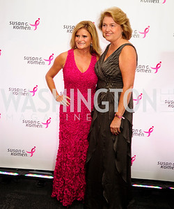 Melissa Maxfield,Jane Abraham,September 20,2013,Honoring the Promise,Susan G.Komen Gala ,Kyle Samperton