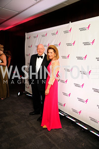 Howard Bernick,Nancy Brinker,September 20,2013,Honoring the Promise,Susan G.Komen Gala ,Kyle Samperton