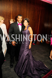Kenny WilliamsZoraida Sambolin,,September 20,2013,Honoring the Promise,Susan G.Komen Gala ,Kyle Samperton