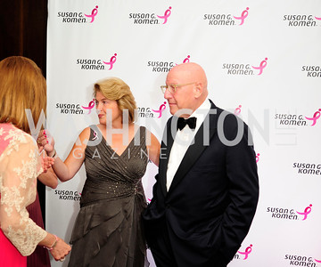 Jane Abraham,Howard Bernick,September 20,2013,Honoring the Promise,Susan G.Komen Gala ,Kyle Samperton