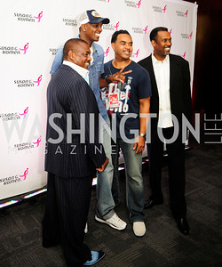 Kool And The Gang,September 20,2013,Honoring the Promise,Susan G.Komen Gala ,Kyle Samperton