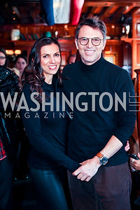 Tim Daly. Photo by Tony Powell. Huffington Post Inaugural Parade Watch Celebration. Old Ebbitt Grill. January 21, 2013