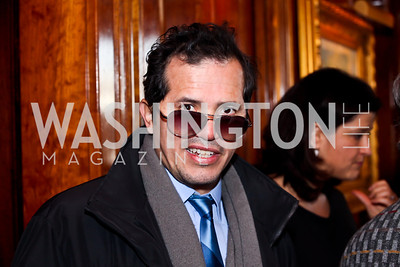 Actor John Leguizamo. Photo by Tony Powell. Huffington Post Inaugural Parade Watch Celebration. Old Ebbitt Grill. January 21, 2013