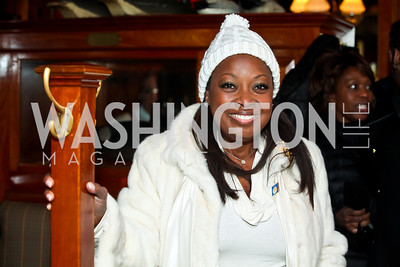 Star Jones. Photo by Tony Powell. Huffington Post Inaugural Parade Watch Celebration. Old Ebbitt Grill. January 21, 2013