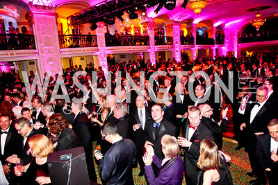 "Photo by Tony Powell. HRC Inaugural Ball ""Out for Equality."" Mayflower Hotel. January 21, 2013"