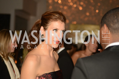 Kate Walsh,  Artists Making an IMPACT , Inauguration Dinner, OYA Restaurant and lounge. Photo by Ben Droz.
