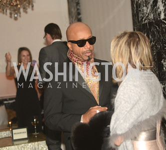 MC Hammer,  Artists Making an IMPACT , Inauguration Dinner, OYA Restaurant and lounge. Photo by Ben Droz.