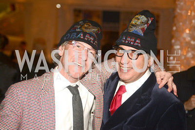 Ira Silverberg, Bob Morris,  Artists Making an IMPACT , Inauguration Dinner, OYA Restaurant and lounge. Photo by Ben Droz.