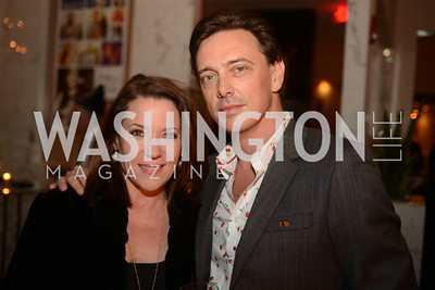 Kimball Stroud, Donovan Leitch, Artists Making an IMPACT , Inauguration Dinner, OYA Restaurant and lounge. Photo by Ben Droz.