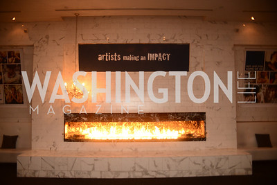 Artists Making an IMPACT , Inauguration Dinner, OYA Restaurant and lounge. Photo by Ben Droz.