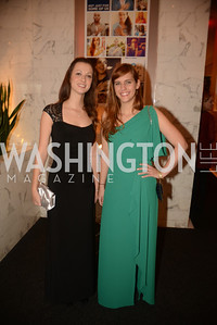 Jennifer Glendining, Jessica Stewart, Artists Making an IMPACT , Inauguration Dinner, OYA Restaurant and lounge. Photo by Ben Droz.