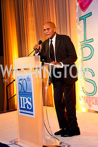 Harry Belafonte. Photo by Tony Powell. Institute for Policy Studies' 50th Anniversary Gala. Union Station.JPG
