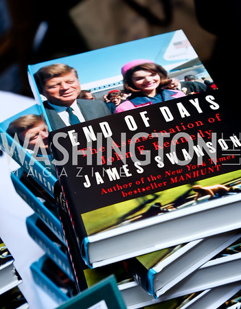 "James Swanson ""End of Days"" Book Party @ 116 Club"