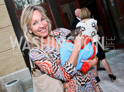 Angie Marriott. Photo by Tony Powell. Kimsey National Zoo Dinner. Kimsey residence. April 17, 2013
